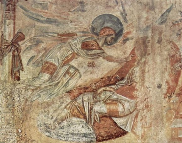 medieval art jesus