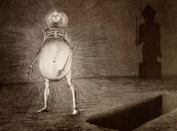 alfred kubin the egg